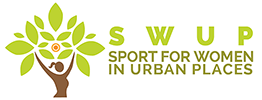 SW-UP  Sport for Women in Urban Places Logo