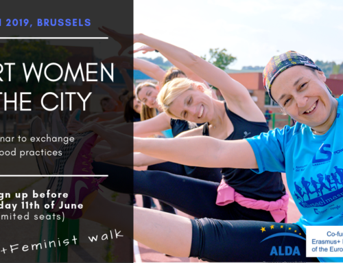Seminar – Sport women in urban spaces