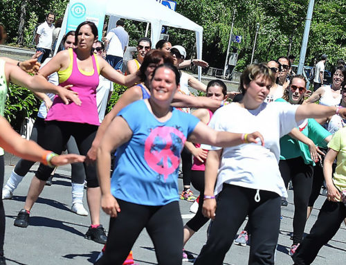 Guimarães | Moving together to celebrate physical activity and sports outdoors for women